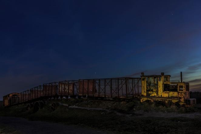Sean-Ghost Train