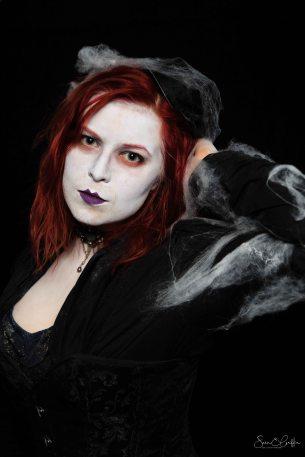 Sean-Ghostly Halloween