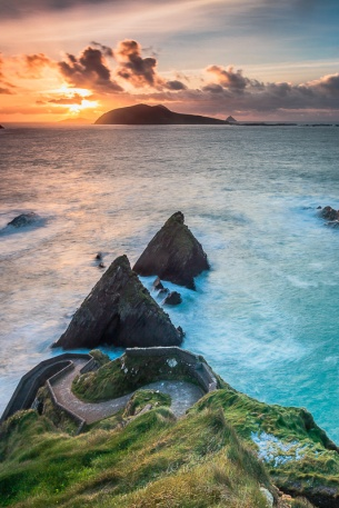 Tom-Dunquin Sunset