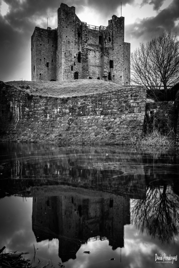 Trim Castle and Moat
